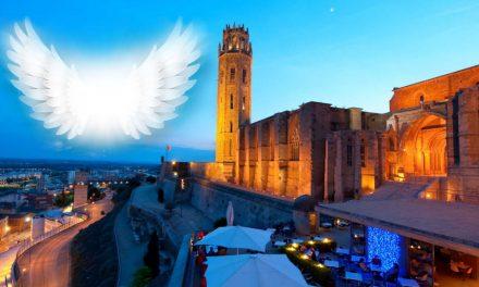 Curso en Lleida: Conectando con tu Ángel Guardián
