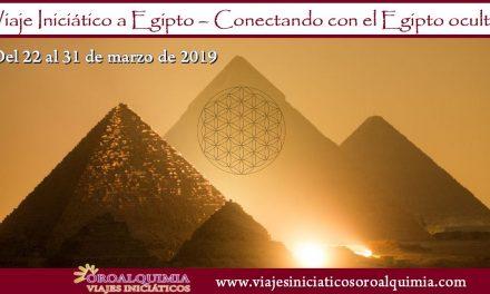 NO QUEDAN PLAZAS: Viaje Iniciático a Egipto – marzo'2019