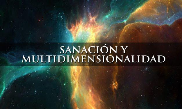 """Vídeo de la charla """"Sanación y Multidimensionalidad"""""""