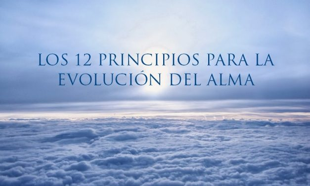 """Vídeo del taller """"Los 12 principios para la evolución del alma"""""""
