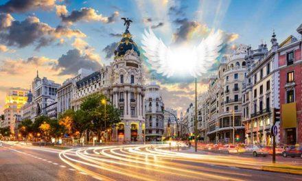 Curso en Madrid: Conectando con tu Ángel Guardián