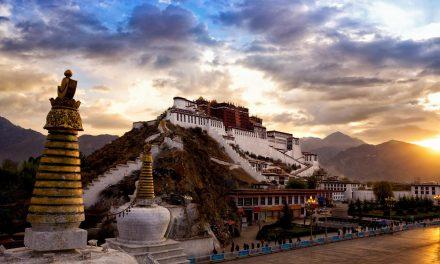 NO QUEDAN PLAZAS: Viaje Iniciático a Tíbet, Nepal e India (un viaje a través del budismo tibetano)