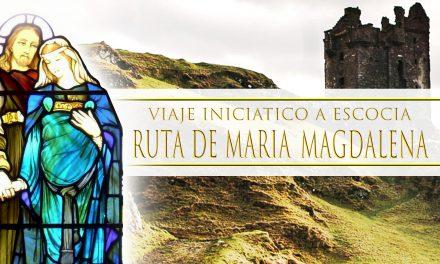 """Presentación del Viaje Iniciático a Escocia """"Ruta de Maria Magdalena"""""""