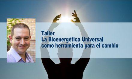 """Vídeo del taller """"La Bioenergética Universal como herramienta para el cambio"""""""