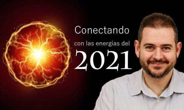 """Ya en Youtube: """"Conectando con las energías del 2021"""""""