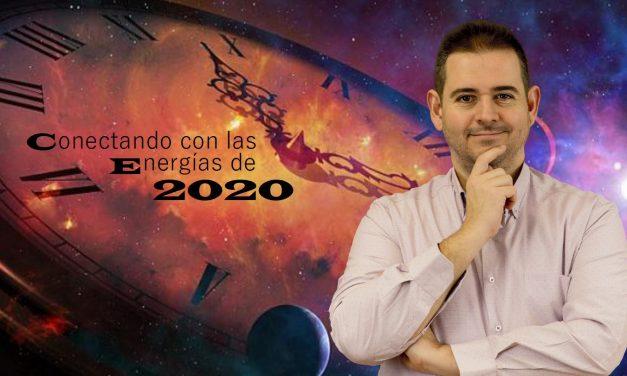 """Vídeo de la conferencia """"Conectando con las energías de 2020"""", con Rubén Escartín"""