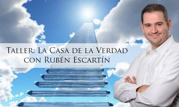 """Ya está disponible el taller """"La Casa de la Verdad"""" impartido por Rubén Escartín"""
