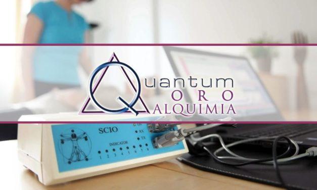 Presencial y a distancia: Quantum-SCIO y tratamiento energético