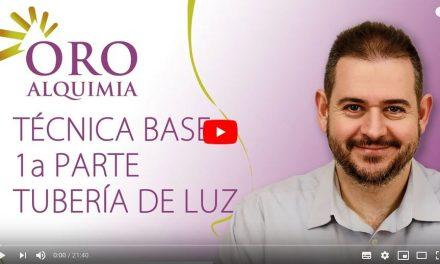 Vídeos divulgativos: actualización de la Técnica Base de Bioenergética Universal, por Rubén Escartín