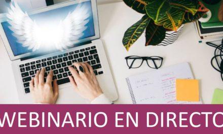 """Curso webinario """"Conectando con tu Ángel Guardián"""""""