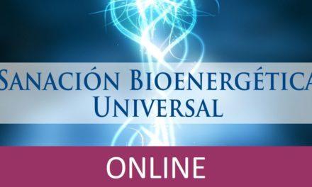 """Curso: """"Sanación Bioenergética Universal"""" ONLINE (cuando y donde quieras, por internet)"""