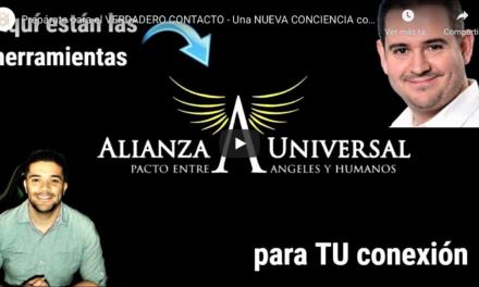 Nuevo vídeo: Prepárate para el VERDADERO CONTACTO – Una NUEVA CONCIENCIA con RUBEN ESCARTIN