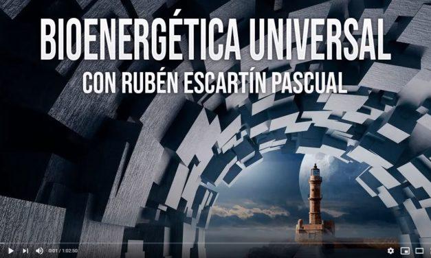 """Bioenergética Universal (con Rubén Escartín): entrevista en """"Las Buenas Noticias LBN"""""""