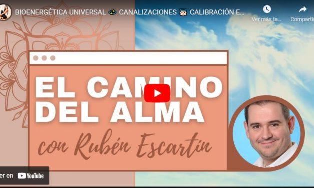 El Camino del Alma – Entrevista de Lorena Molinero a Rubén Escartín