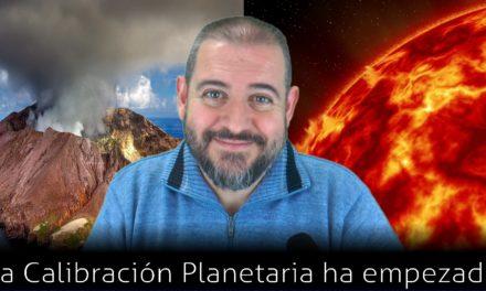 La Calibración Planetaria ya ha empezado (con Rubén Escartín)