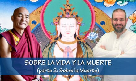 Sobre la Vida y la Muerte. Charlas con el lama Thubten Wangchen